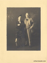Fine Art Photo Sir Harry With Unidentified By Fraser San Francisco Undated