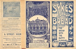 Liverpool Empire Programme Dated August 12 1912