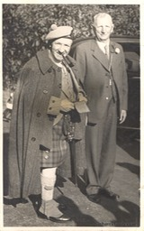 Sir Harry with Unidentified Man Undated