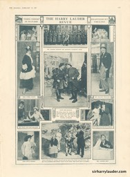 The Graphic Magazine Three Cheers In Pictures Feb 17 1917**