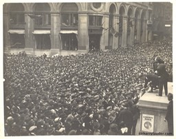 Wall Street Liberty Bond Rally 2 Undated Prob Oct 1917
